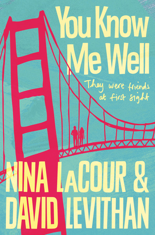 Book Review: You Know Me Well