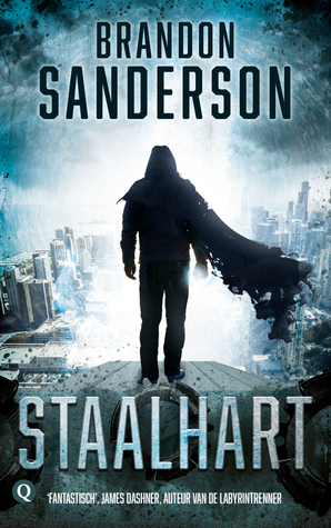 Staalhart Book Cover