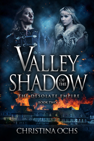 Valley of the Shadow book cover
