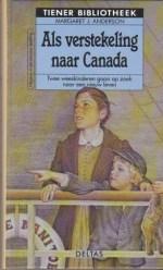 Als verstekeling naar Canada (Margaret J. Anderson)