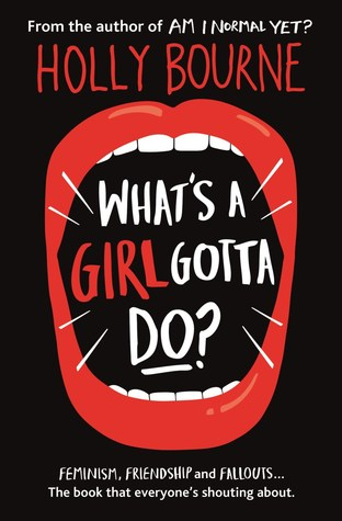 Book Review: What's a Girl To Do?
