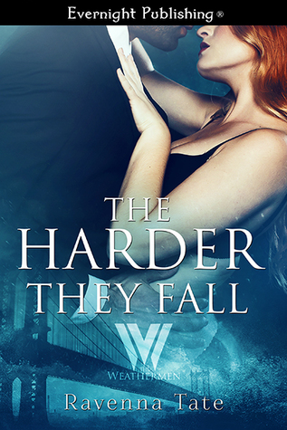 Review:  The Harder They Fall by Ravenna Tate