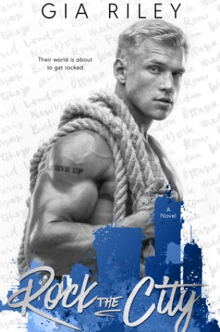 RELEASE DAY EVENT:  Rock the City by Gia Riley