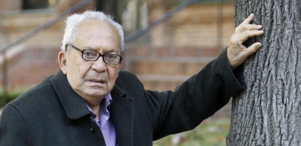 O escritor e poeta alagoano Lêdo em foto de outubro de 2011