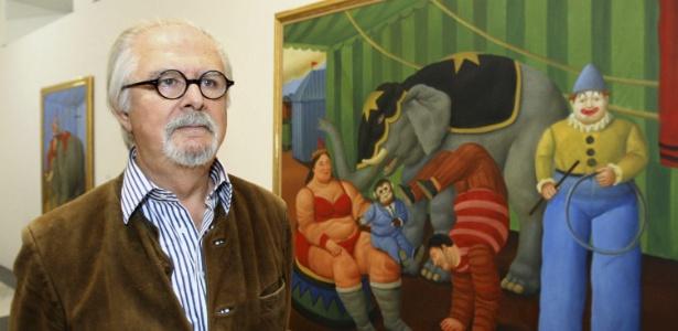 Resultado de imagem para colombian painter botero