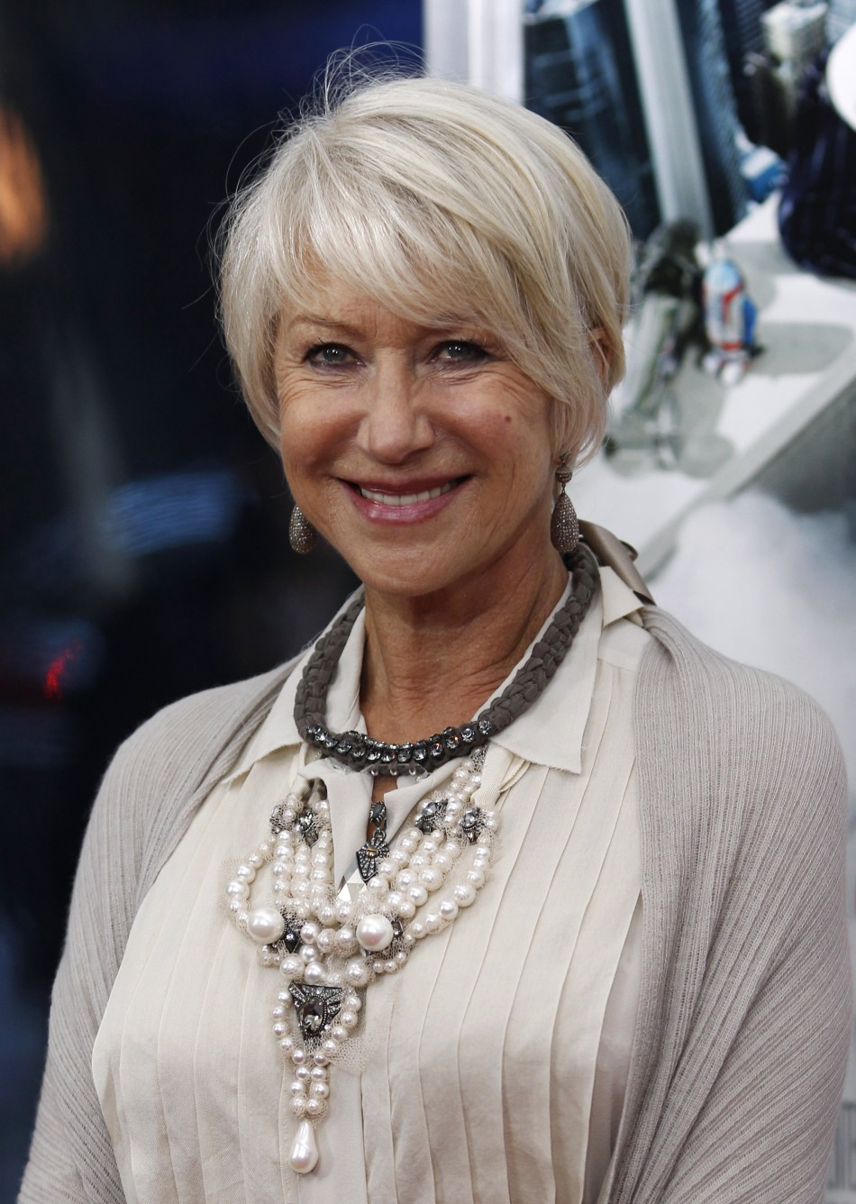 66 Year Old Helen Mirren Wins Body Of The Year Poll