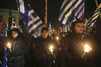 Greece's Neo-Nazi Golden Dawn Party Allowed to run for ...