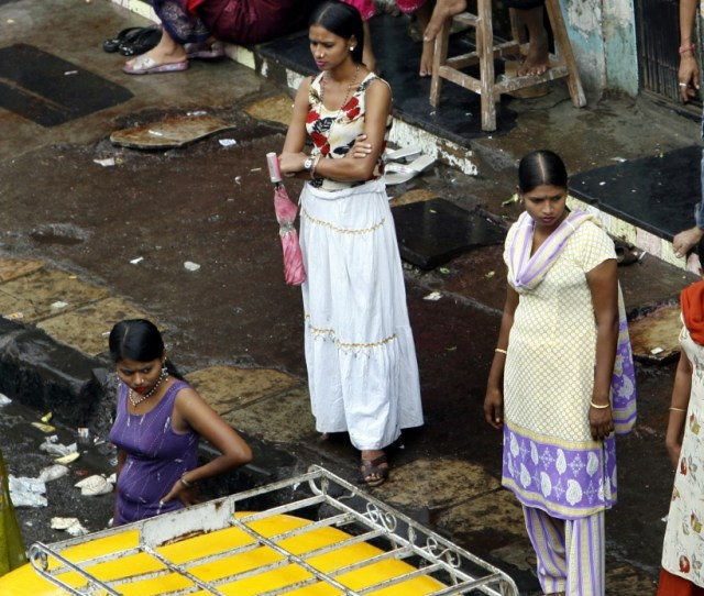Sex Workers In Mumbais Red Light District