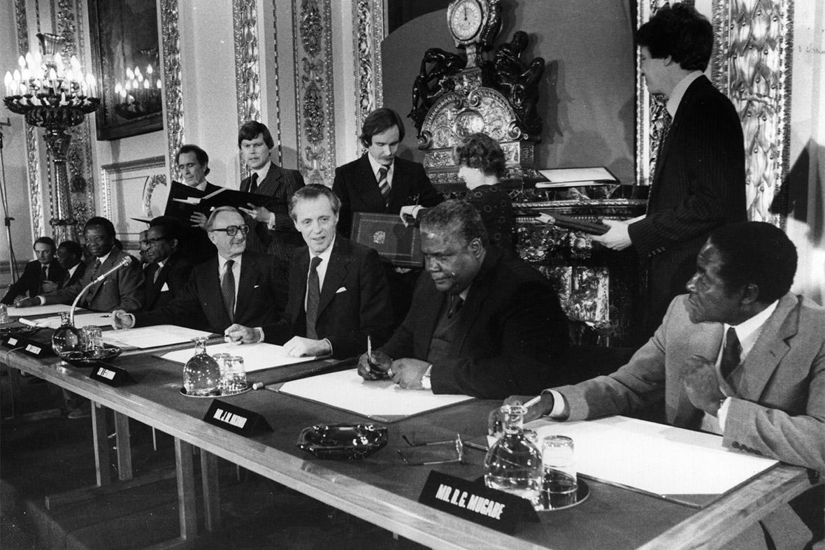 1979 agreement