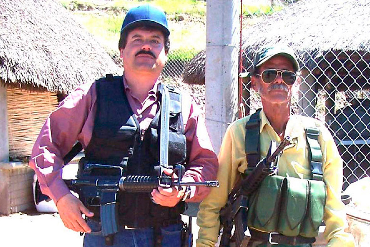Mexican Security Guards