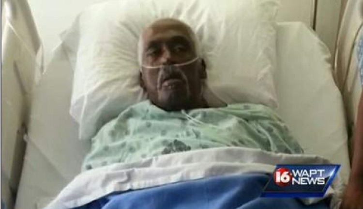 The Waking Dead Mississipi Man Wakes Up In Body Bag At