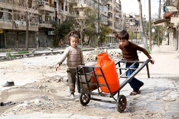 syria barrow
