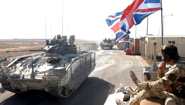 British Army Has Just 227 Tanks Left After Spending Cuts
