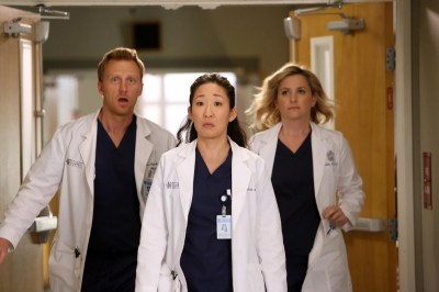 Grey's Anatomy Season 10 Episode 18: Derek and Jackson ...
