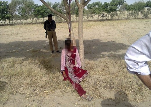 Pakistan Rape Victim