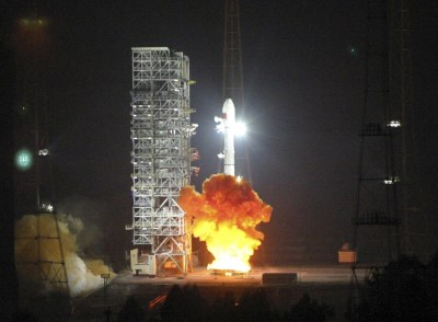 China Puts Earth Observation Satellite Gaofen-2 in Orbit