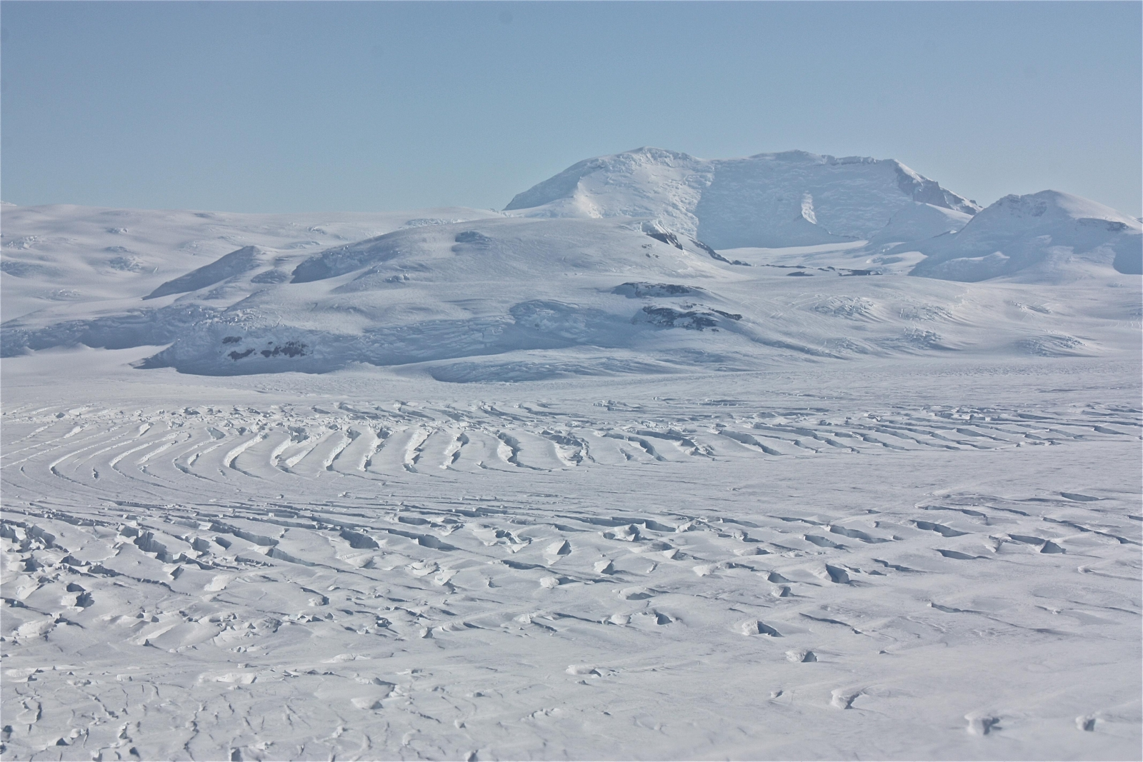 Life Discovered Below West Antarctic Ice Sheet In Lake