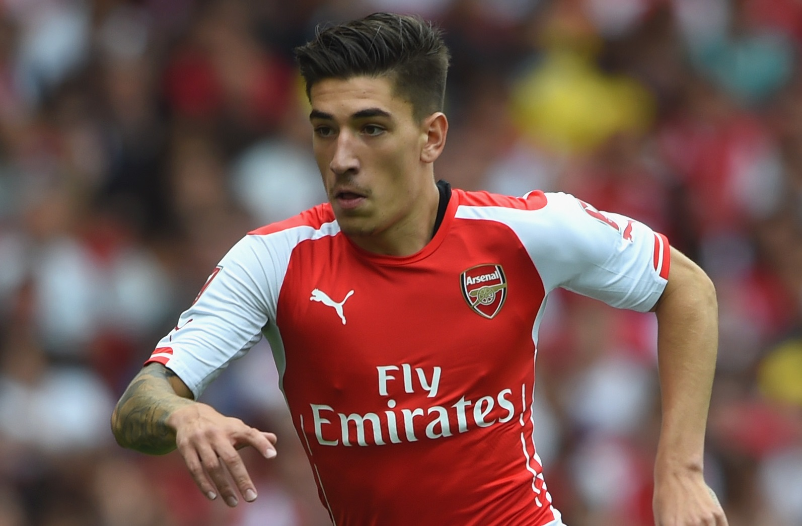 Image result for hector bellerin images