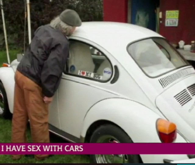 Car Sex Man