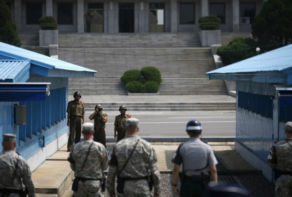 Rival Koreas Hold High Level Military Talks in Truce ...