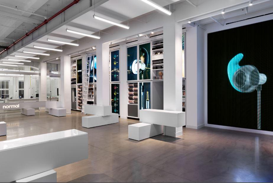 3D Printing In Retail Watch Personalised Earphones Being
