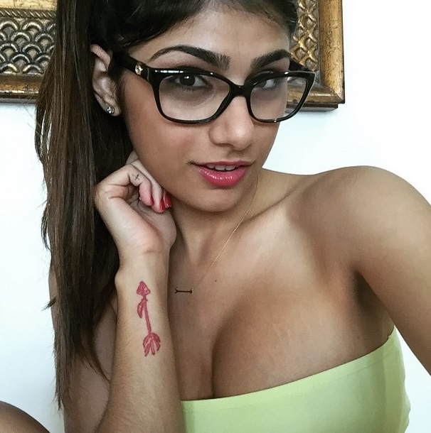 Ex-porn star Mia Khalifa receives death threats for superimposing her face  on picture of Virgin Mary