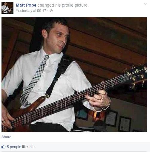 Matt Pope