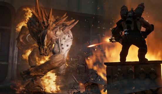 Evolve besutan Turtle Rock bersama 2K Games