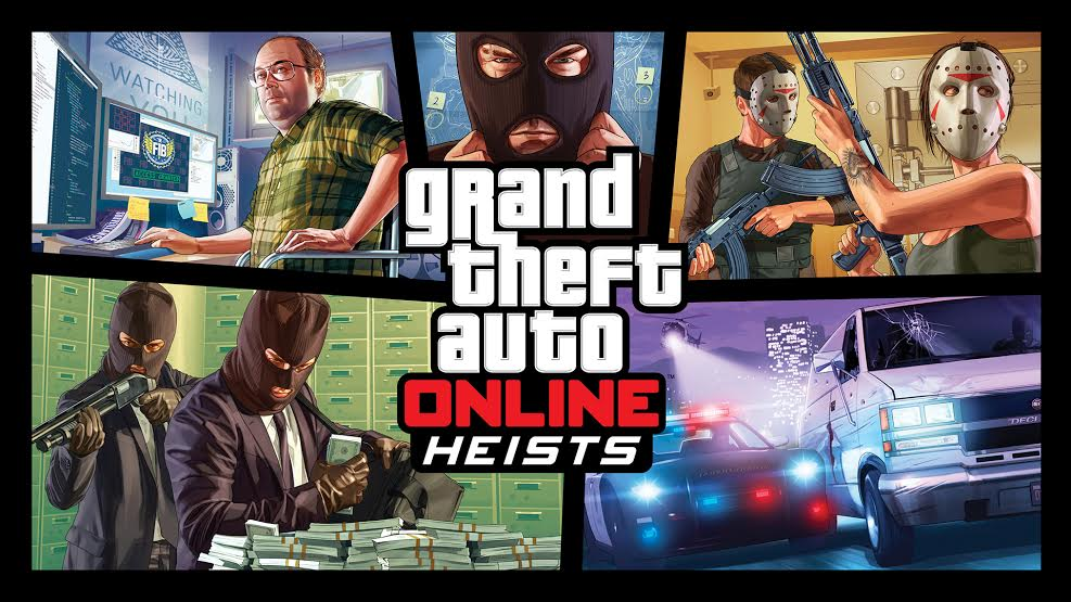 Gta 5 Heists Online Gameplay The Pacific Standard Bank