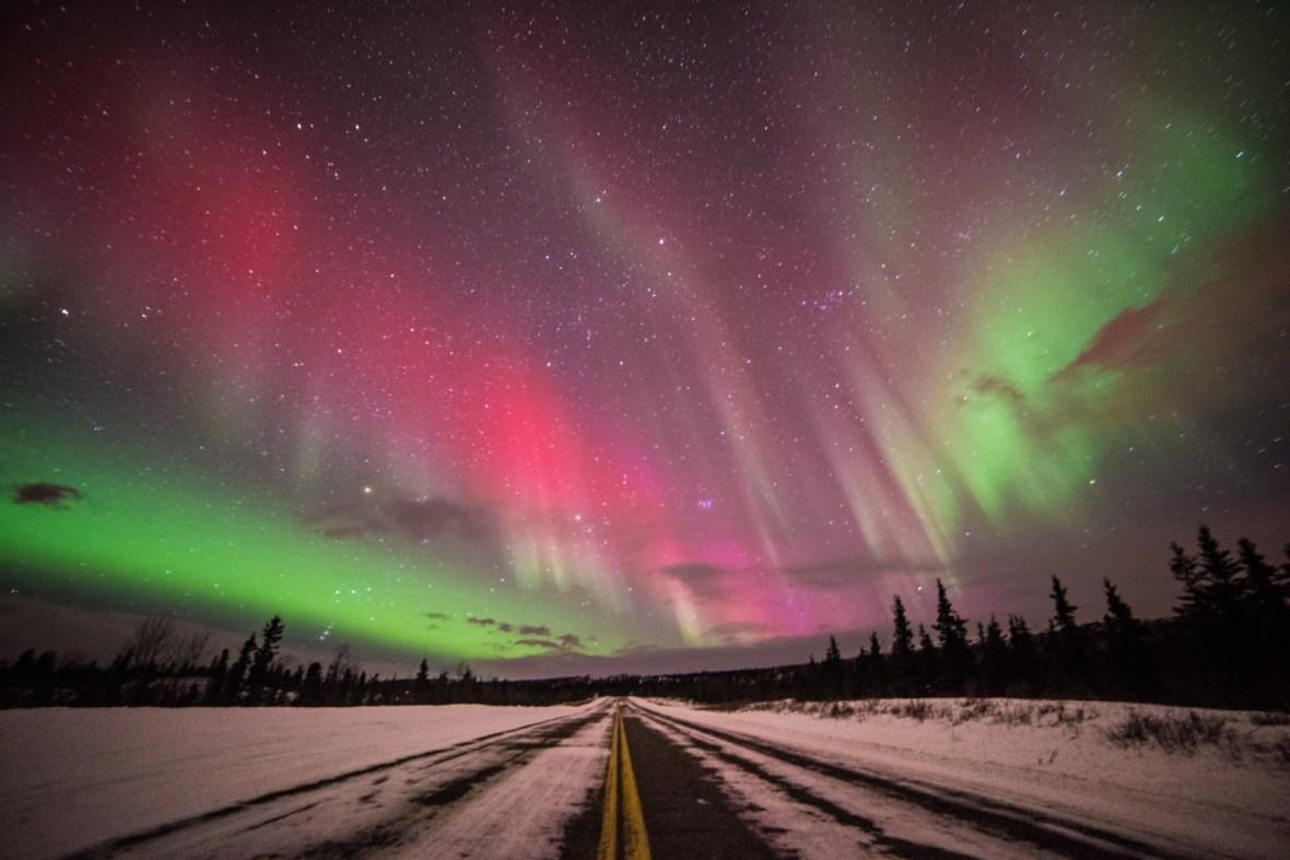 Nasa Northern Lights