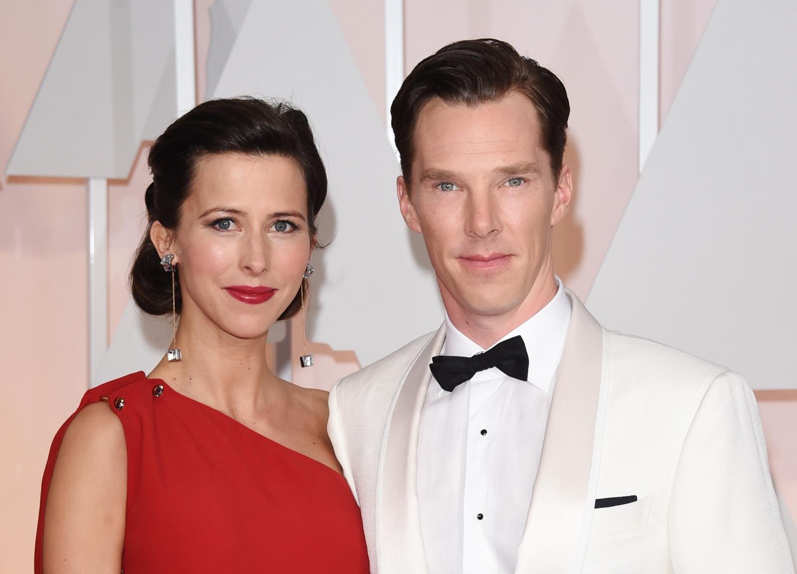Amal Clooney Who Benedict Cumberbatchs Wife Sophie