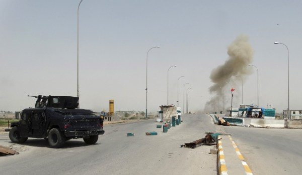 Islamic State militants launch deadly attack in Iraq's ...