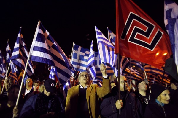 Golden Dawn: Greek 'neo-Nazi' party goes on trial in Athens