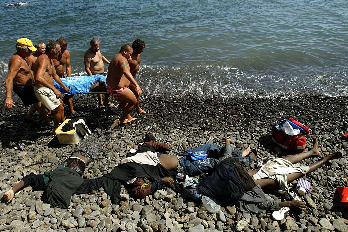 Mediterranean migrants