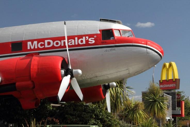 Fast Food Restaurants New Zealand