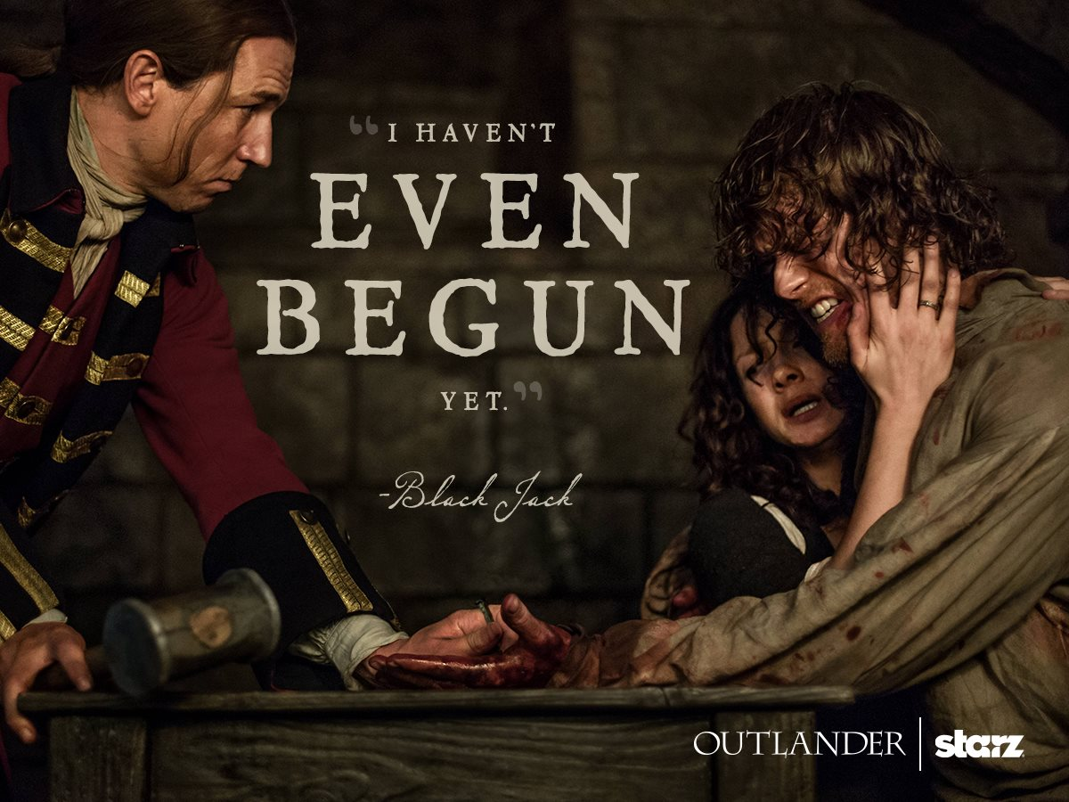 Outlander Brianna Roger And