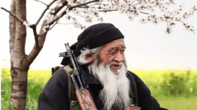 ISIS grandfather