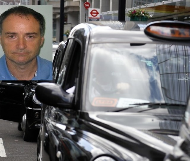 London Black Cab Driver David Perry Jailed For Sexual Assaults On Sleeping Female Passengers