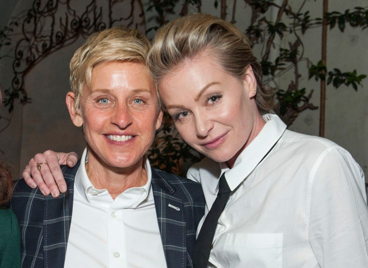 Ellen DeGeneres And Portia De Rossi Reportedly Fighting