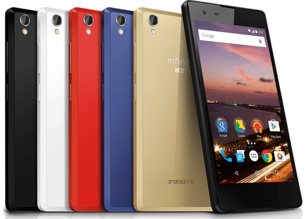 Infinix Hot 2 to debut Android One program in Egypt, Ghana ...
