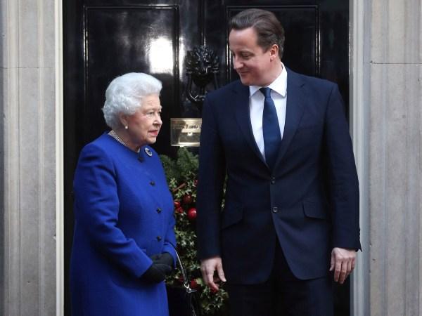 Queen Elizabeth II longest reign: David Cameron pays ...