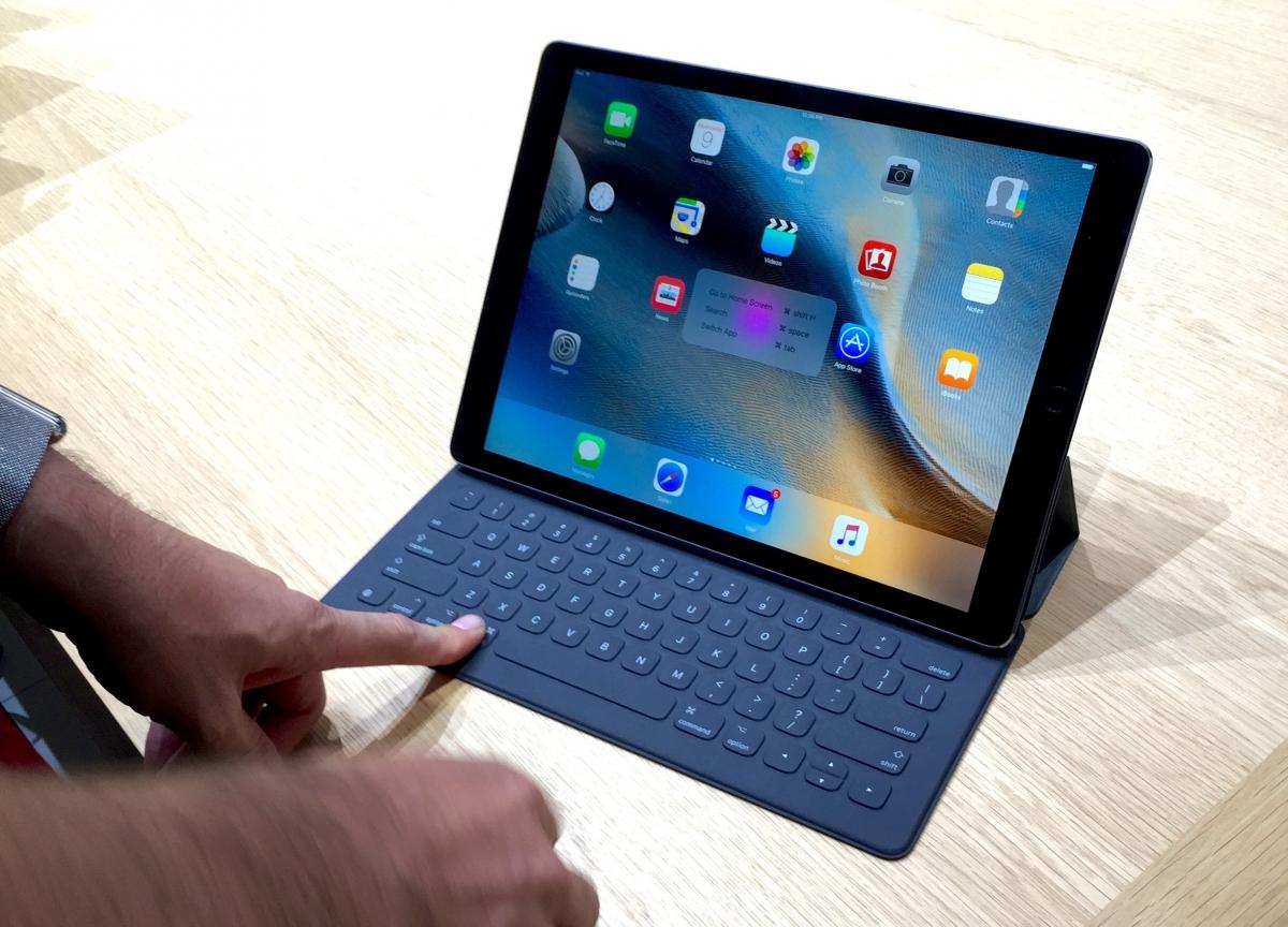 iPad Pro hands-on