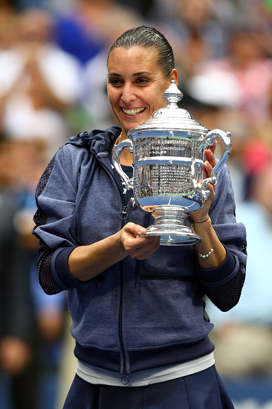 Flavia Pennetta Wins US Open And Announces Retirement