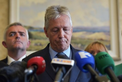 Northern Ireland: Complaint about First Minister Peter ...