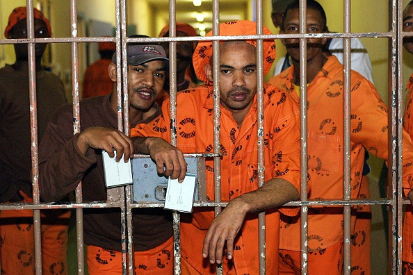 4,200 inmates removed from 'inhumane' South African prison