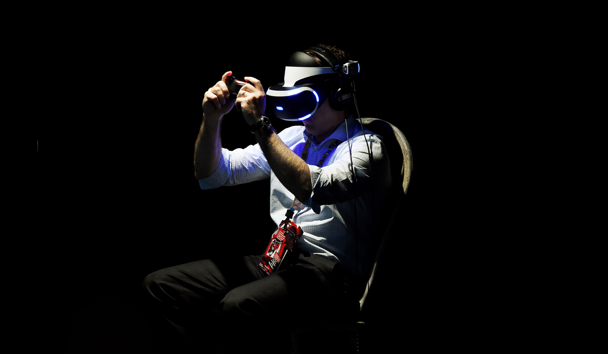 CES 2016 PlayStation VR Has Over 100 Games In The Works