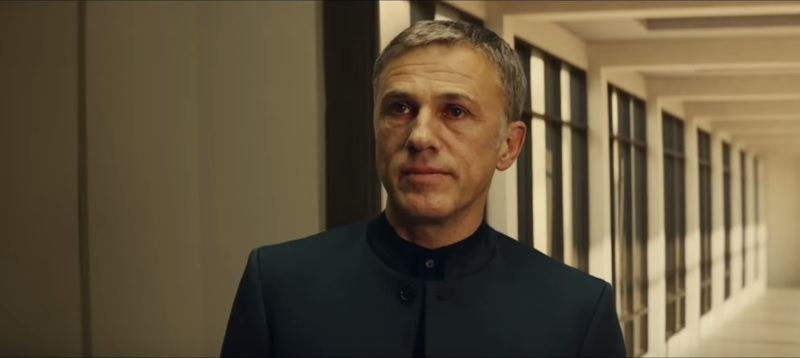 SPECTRE - Film Still