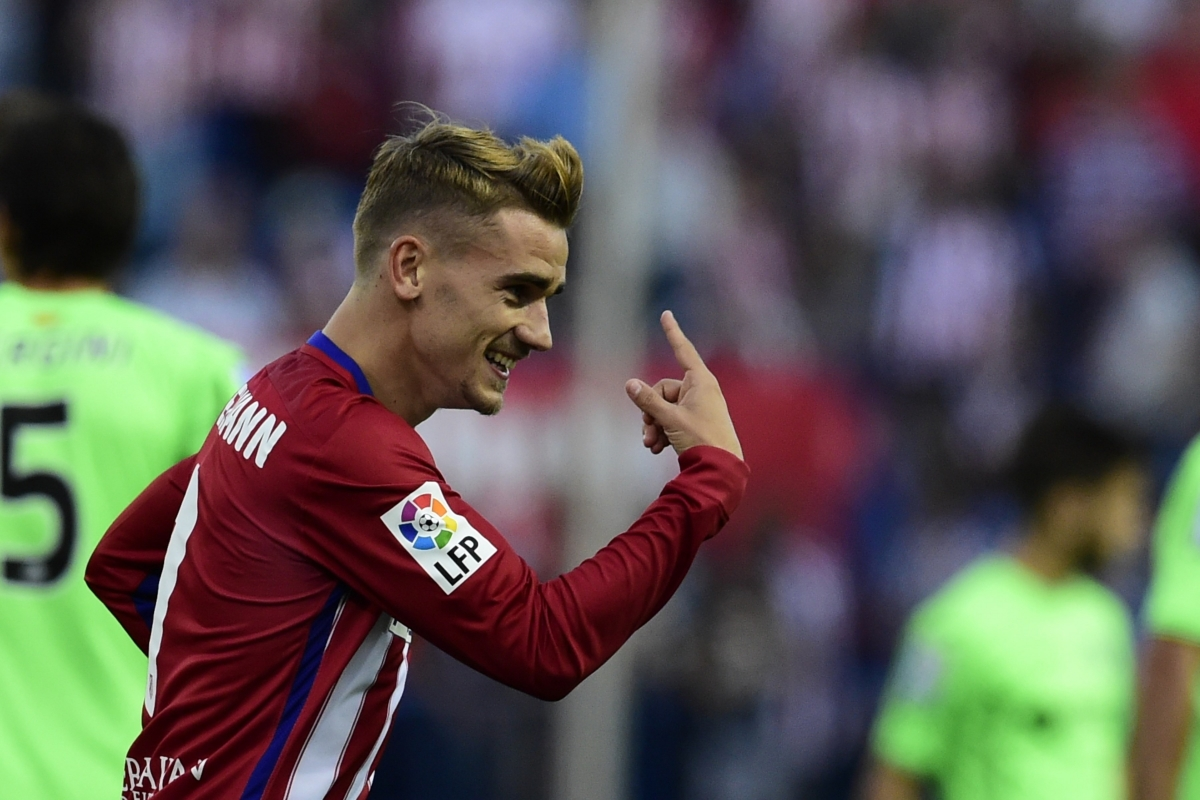 Antoine Griezmann New Xabi Alonso Being Tipped To