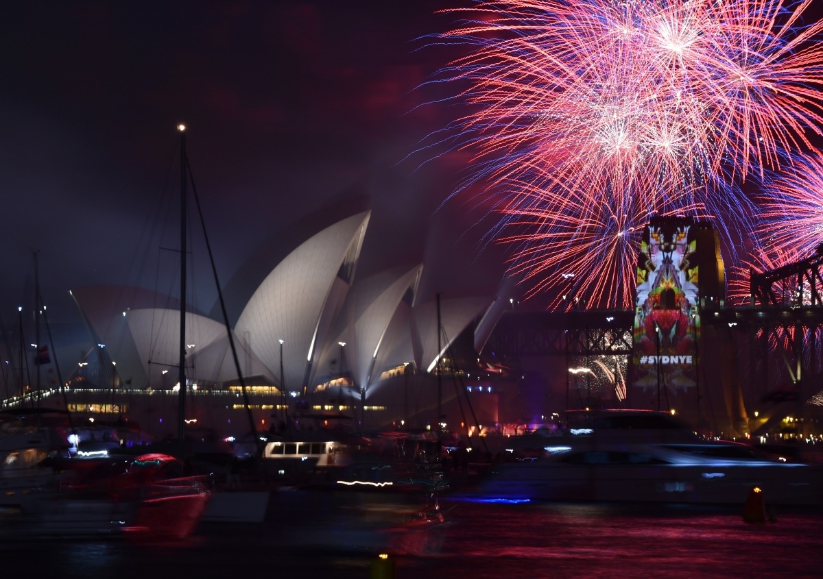 New Year 2016 Where To Watch Spectacular Fireworks Around