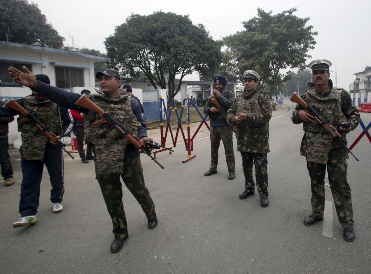 Image result for Indian State Terrorism: DEM